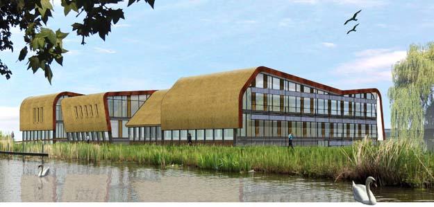 Heiwerkzaamheden nieuwe gemeentehuis van start